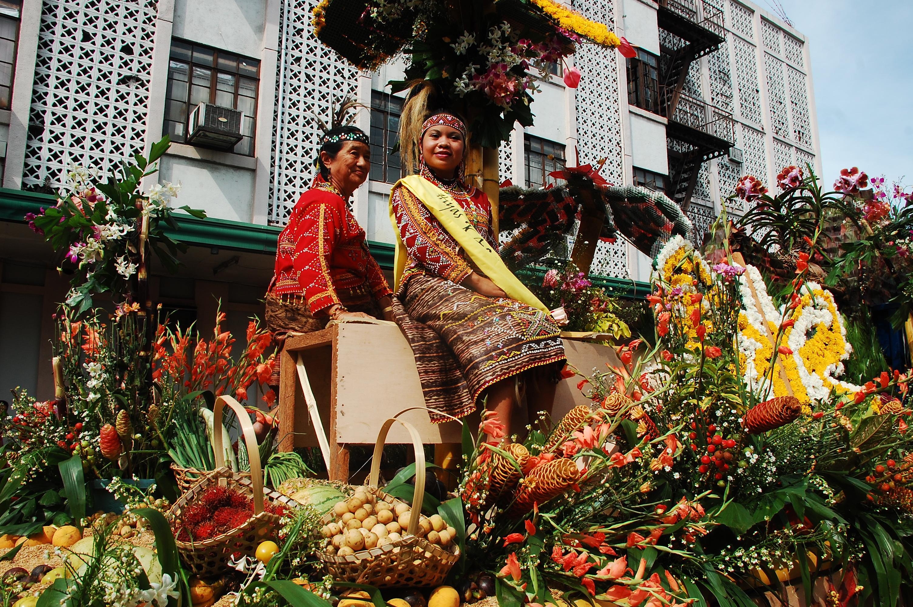 kayadayan sa davao festival
