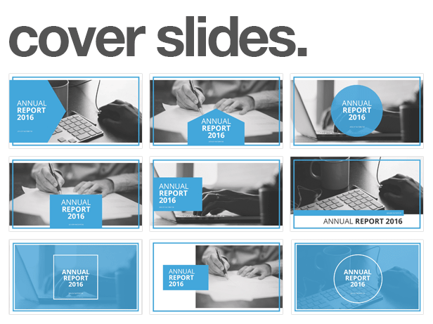 cover slides Monday PowerPoint Template (PowerPoint Templates)