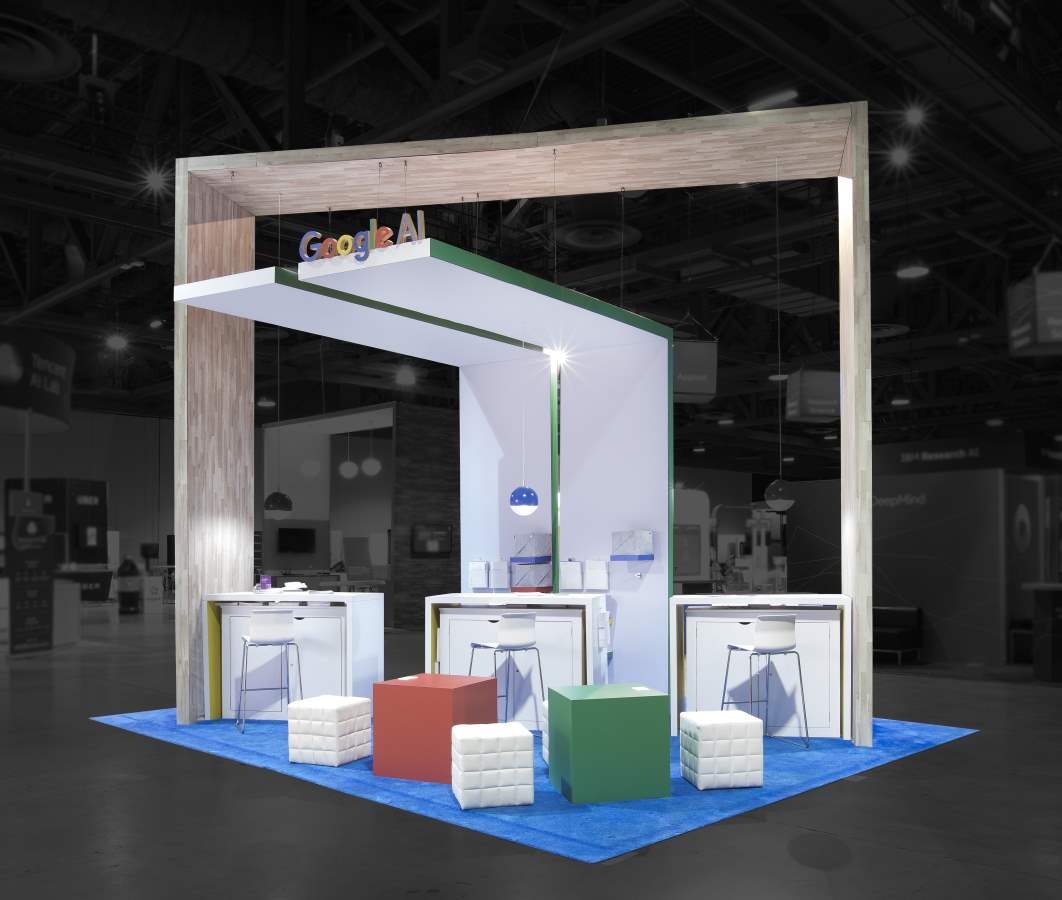 10' x 20' Exhibitline EX2002 Display |Exhibit Booths Product