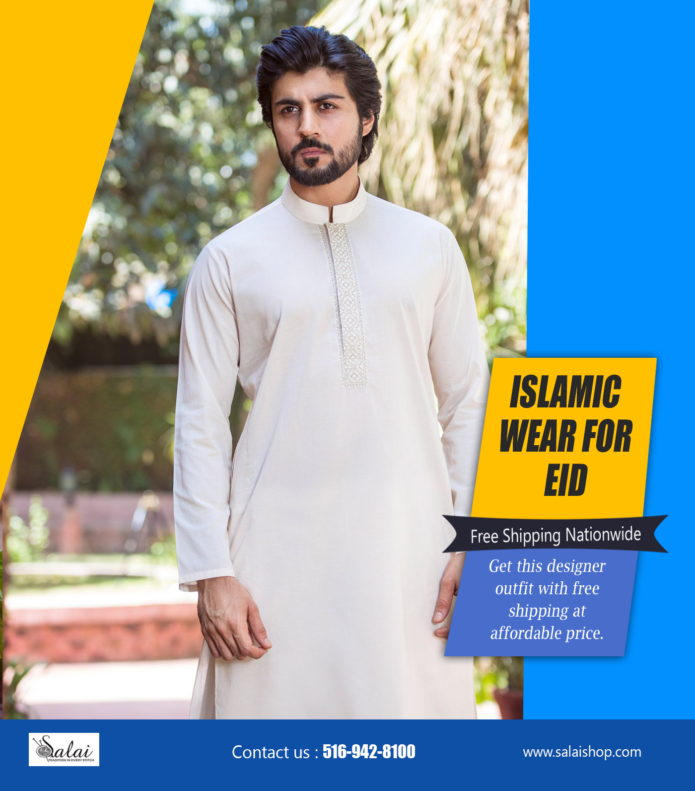 73ce2d05d47 Islamic wear for Eid