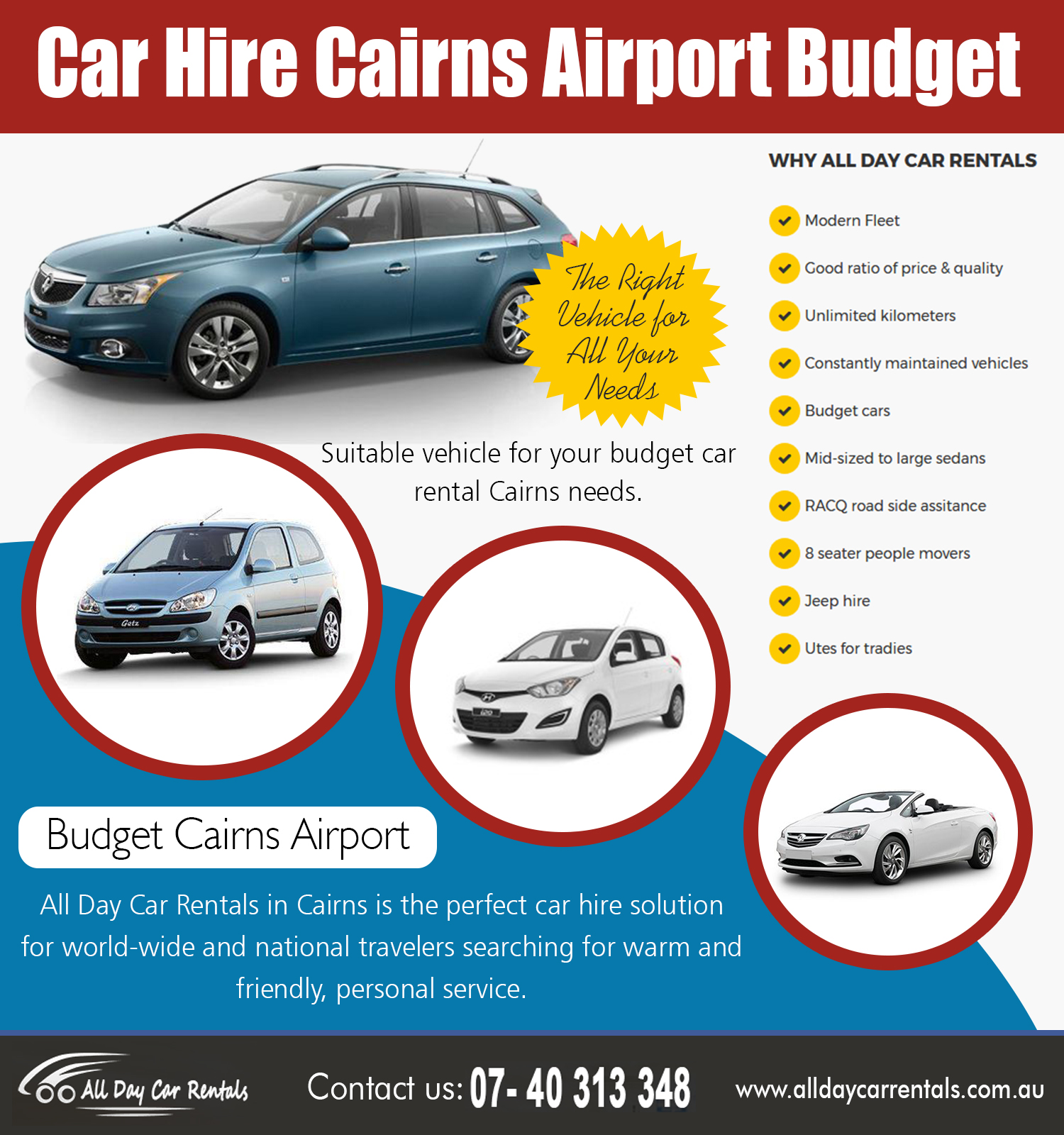 Car Hire Cairns Airport Budget 1800707000 Alldaycarrentals Com
