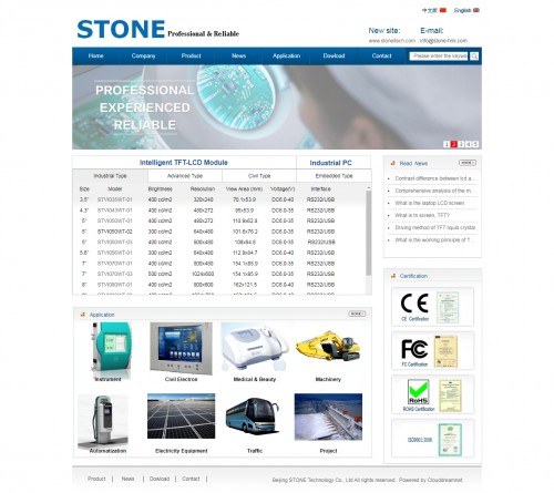 STONE Is Leading Manufacturer Of HMI(Intelligent TFT LCD Module And Industrial PC), China. Having Specialized In TFT LCD And Industrial PC's R&D,Manufacturing And Marketing For More Than 14 Years.  Read More:- http://www.stone-hmi.com/  #STONE #Technologies #manufacturer #tfttouchscreen #tftdisplay #lcddisplaymodule #stoneitech #hmidisplay #tftpanelmanufacturers #displaymanufacturer #industriallcddisplaymanufacturers #smalllcdscreen #stonedisplaysolution #stonehmi